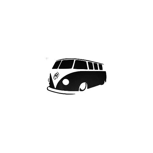 Splitty Vector Vinyl Decal Sticker  Size option will determine the size from the longest side Industry standard high performance calendared vinyl film Cut from Oracle 651 2.5 mil Outdoor durability is 7 years Glossy surface finish