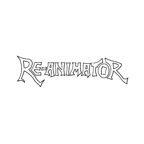 Our Re-Animator Band Logo Decal is offered in many color and size options. <strong>PREMIUM QUALITY</strong> <ul>  <li>High Performance Vinyl</li>  <li>3 mil</li>  <li>5 - 7 Outdoor Lifespan</li>  <li>High Glossy</li>  <li>Made in the USA</li> </ul> &nbsp;