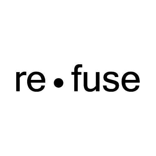 Our Re-Fuse Band Logo Decal is offered in many color and size options. <strong>PREMIUM QUALITY</strong> <ul>  <li>High Performance Vinyl</li>  <li>3 mil</li>  <li>5 - 7 Outdoor Lifespan</li>  <li>High Glossy</li>  <li>Made in the USA</li> </ul> &nbsp;