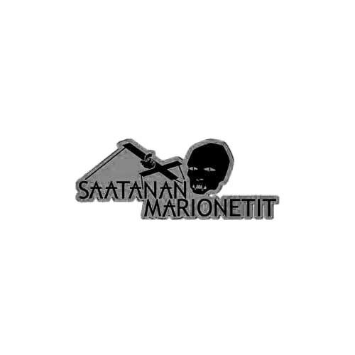 Our Saatanan Marionetit Band Logo Decal is offered in many color and size options. <strong>PREMIUM QUALITY</strong> <ul>  <li>High Performance Vinyl</li>  <li>3 mil</li>  <li>5 - 7 Outdoor Lifespan</li>  <li>High Glossy</li>  <li>Made in the USA</li> </ul> &nbsp;