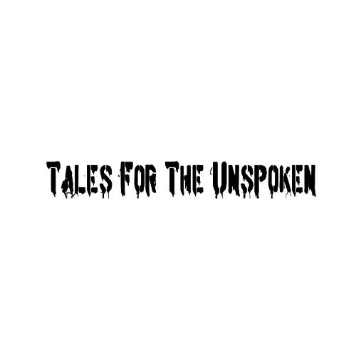 Our Tales For The Unspoken Band Logo Decal is offered in many color and size options. <strong>PREMIUM QUALITY</strong> <ul>  <li>High Performance Vinyl</li>  <li>3 mil</li>  <li>5 - 7 Outdoor Lifespan</li>  <li>High Glossy</li>  <li>Made in the USA</li> </ul> &nbsp;