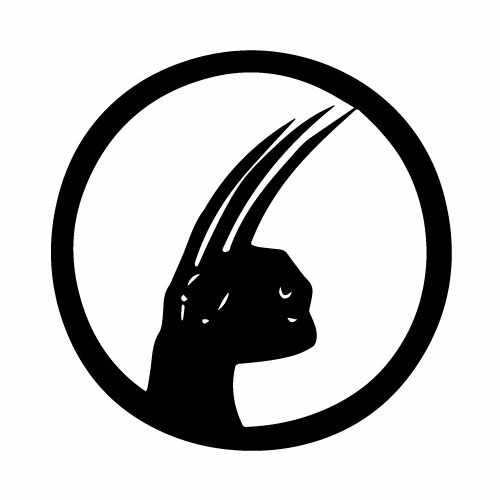 Wolverine Vinyl Decal Sticker  Size option will determine the size from the longest side Industry standard high performance calendared vinyl film Cut from Oracle 651 2.5 mil Outdoor durability is 7 years Glossy surface finish