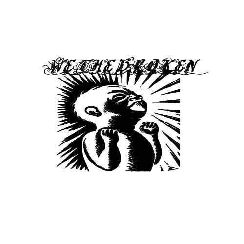 Our We The Broken Band Logo Decal is offered in many color and size options. <strong>PREMIUM QUALITY</strong> <ul>  <li>High Performance Vinyl</li>  <li>3 mil</li>  <li>5 - 7 Outdoor Lifespan</li>  <li>High Glossy</li>  <li>Made in the USA</li> </ul> &nbsp;