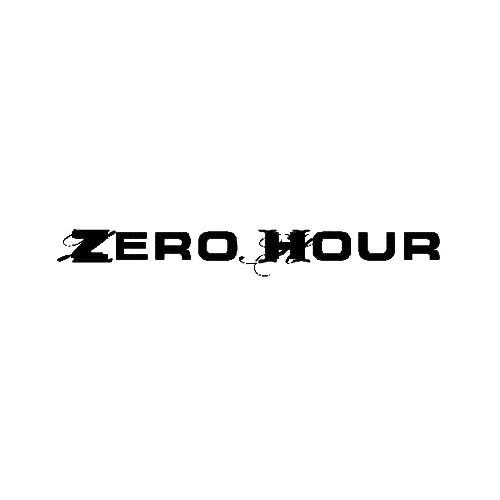 Our Zero Hour (USA-1) Band Logo Decal is offered in many color and size options. <strong>PREMIUM QUALITY</strong> <ul>  <li>High Performance Vinyl</li>  <li>3 mil</li>  <li>5 - 7 Outdoor Lifespan</li>  <li>High Glossy</li>  <li>Made in the USA</li> </ul> &nbsp;