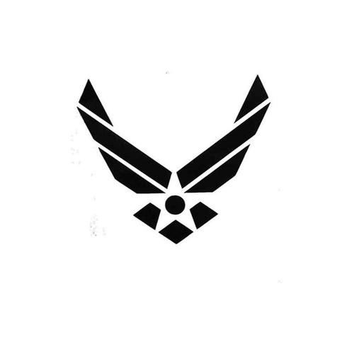 14 Airforce Vinyl Sticker