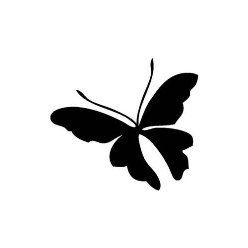17 Butterfly Vinyl Sticker