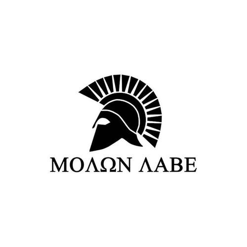 40 Molan Labe Vinyl Sticker