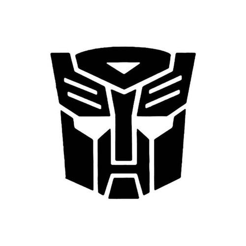 55 Transformers Vinyl Sticker