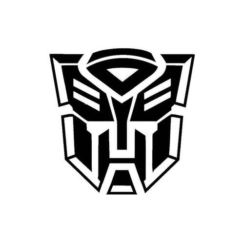 56 Transformers Vinyl Sticker