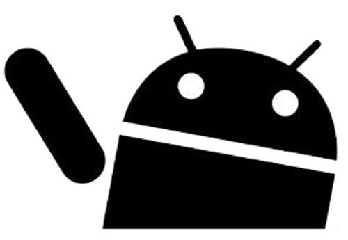 Android Waving