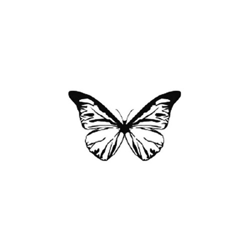 Butterfly 1 Vinyl Sticker