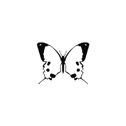 Butterfly 14 Vinyl Sticker
