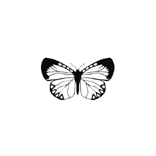 Butterfly 19 Vinyl Sticker