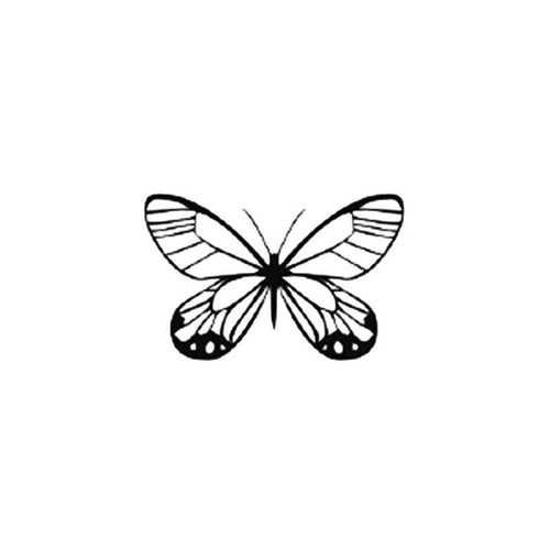 Butterfly 26 Vinyl Sticker