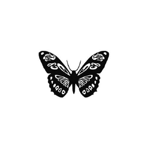 Butterfly 27 Vinyl Sticker