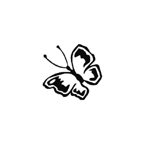 Butterfly 7 Vinyl Sticker