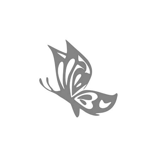 Butterfly Tribal 3 Vinyl Sticker