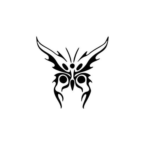 Butterfly Tribal 6 Vinyl Sticker