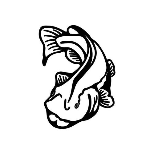 Catfish Wildlfie Vinyl Sticker