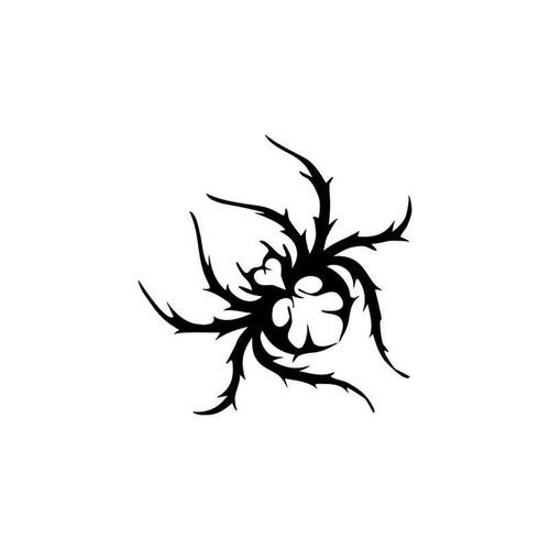 Tribal Spider Wildlfie Vinyl Sticker