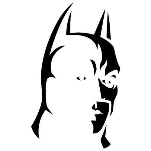 Batman 048 Vinyl Sticker