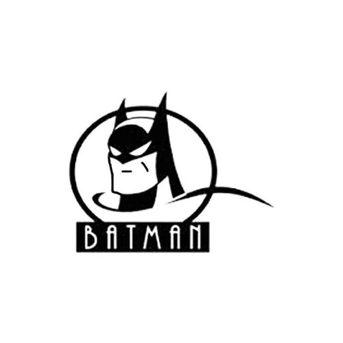 Batman 07 Vinyl Sticker