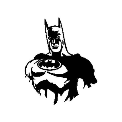 Batman 137 Vinyl Sticker