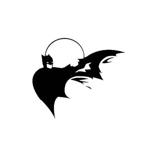 Batman 45 Vinyl Sticker