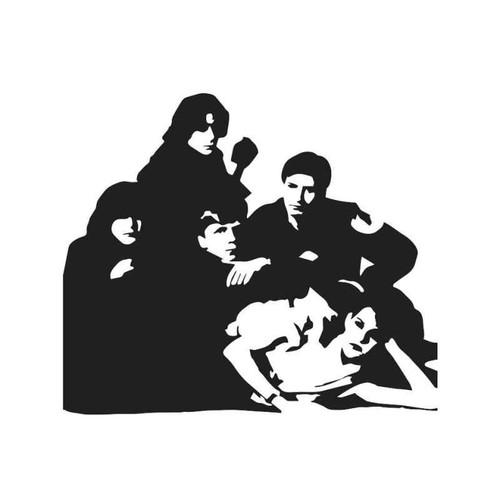 Breakfast Club Vinyl Sticker