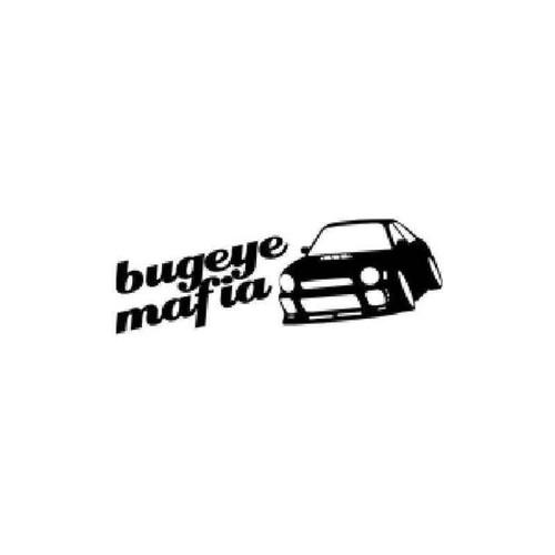 Bug Eye Mafia Vinyl Sticker