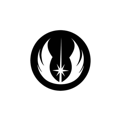 Star Wars Jedi Order Insignia Vinyl Sticker