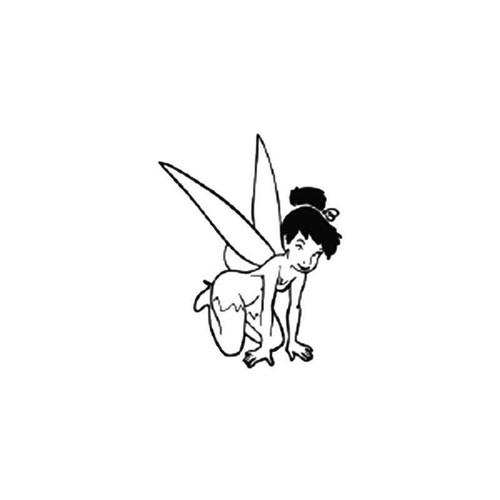 Tinker Bell Fairy 3 Vinyl Sticker