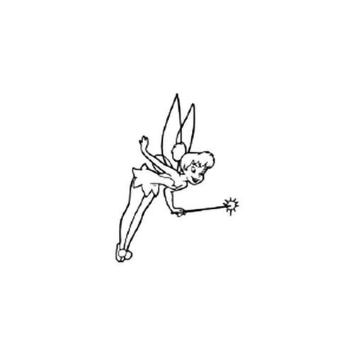 Tinker Bell Fairy 6 Vinyl Sticker