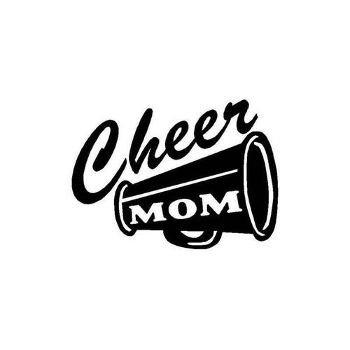 Cheer Mom 092 Vinyl Sticker