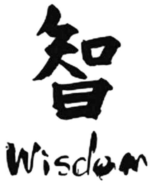 Chinese Character Wisdom
