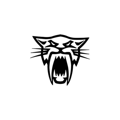 Corporate Logo s Artic Cat Style 2 Vinyl Sticker