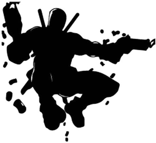 Deadpool Style 5