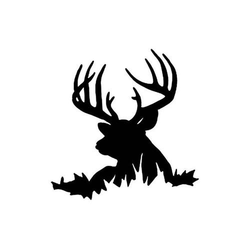 Deer 85 Vinyl Sticker