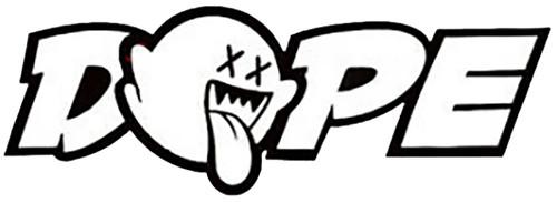 Super Mario Dope Boo