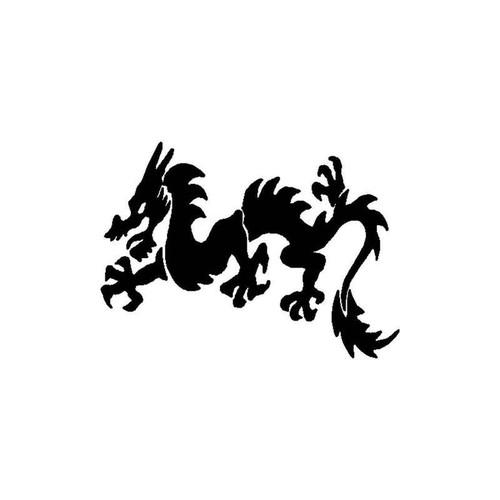Dragon 340 Vinyl Sticker