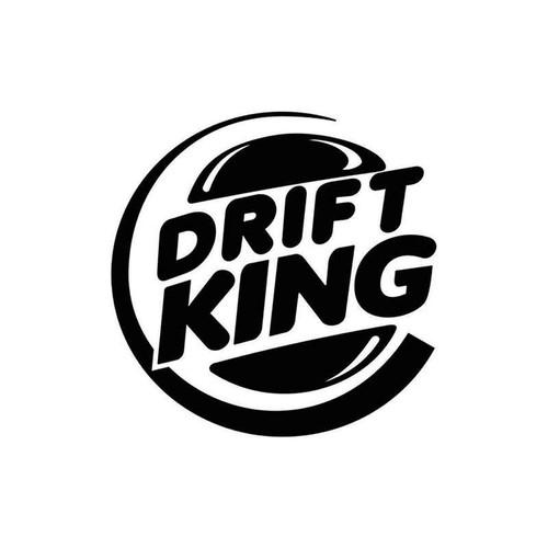Drift King 36 Vinyl Sticker