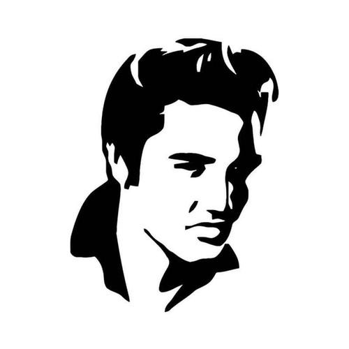 Elvis 912 Vinyl Sticker