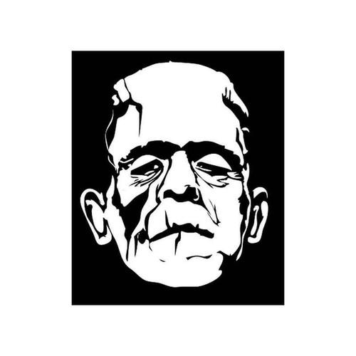 Frankenstein 357 Vinyl Sticker