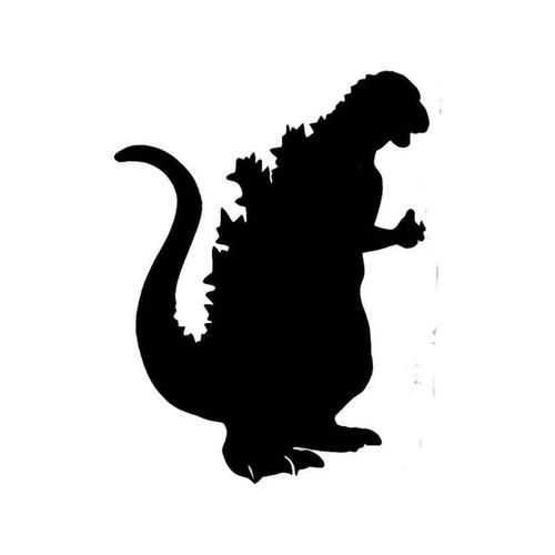 Godzilla 10 Vinyl Sticker