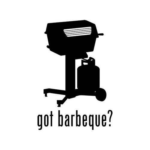 Got s Got Barbeque Vinyl Sticker