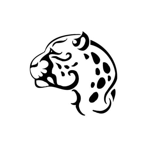 Jaguar 015 Vinyl Sticker