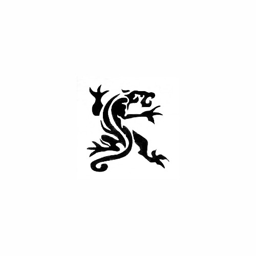 Dragon Window Decal (08) Size option will determine the size from the longest side Industry standard high performance calendared vinyl film Cut from Oracle 651 2.5 mil Outdoor durability is 7 years Glossy surface finish