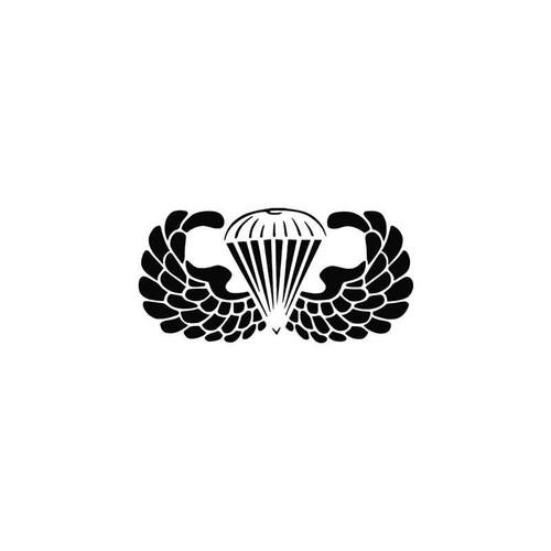 Jdm s Mlitary Airborne Paratrooper Jdm Vinyl Sticker