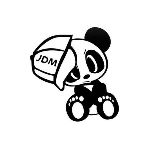 Jdm Panda 32 Vinyl Sticker