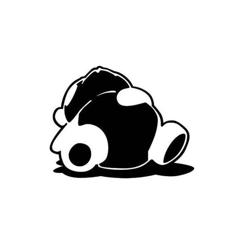 Jdm Panda 61 Vinyl Sticker